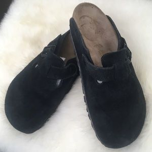 Birkenstock Boston clog shoes size 8